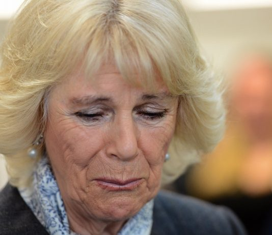 MOST HATED IN BRITAIN - Camilla Barker Bowles Duchess of Cornwall